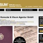 Servisum Visa-Service