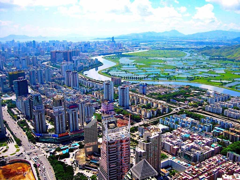 5 Tage Shenzhen Visum
