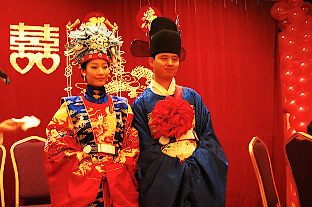 Besuch von Angehörigen, Freunden und Bekannten in China