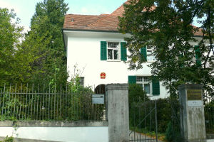 China Konsulat & Visum Zürich