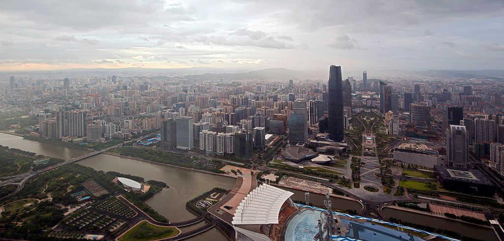 Geschäftsvisa China