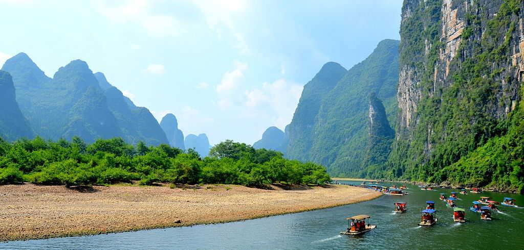 Touristenvisum für China beantragen