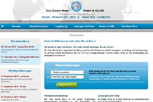Visa Dienst Bonn