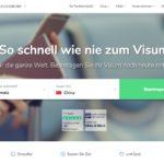 Viselio – China Visa für die Schweiz