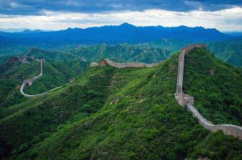 Visum China - Kosten, Touristen & die chinesisches Mauer